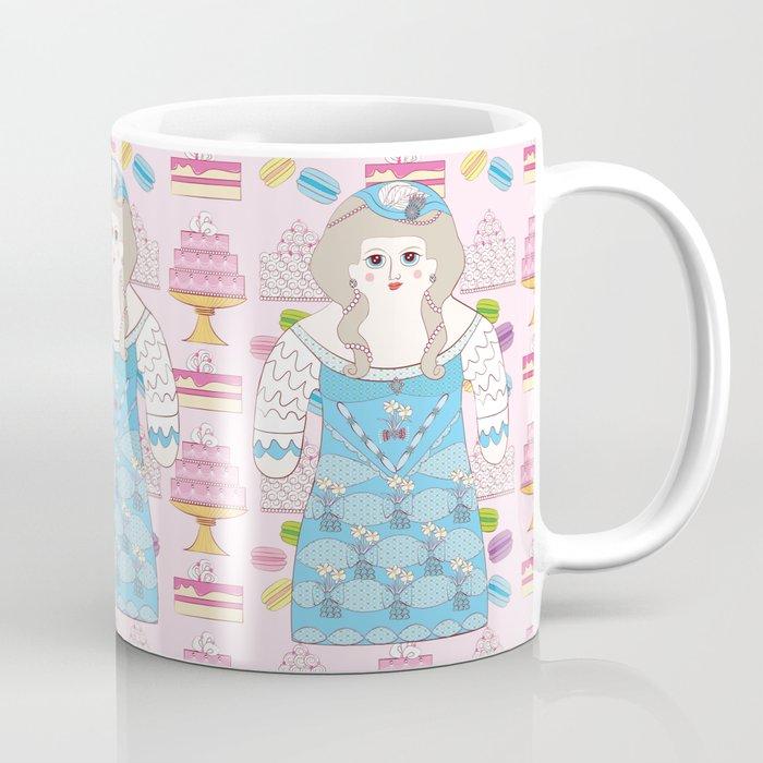Marie Antoinette Coffee Mug