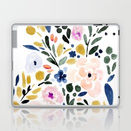 Sierra Floral Laptop & iPad Skin