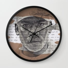 Skepta Wall Clock