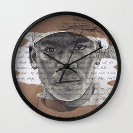 Skepta Wall Clock