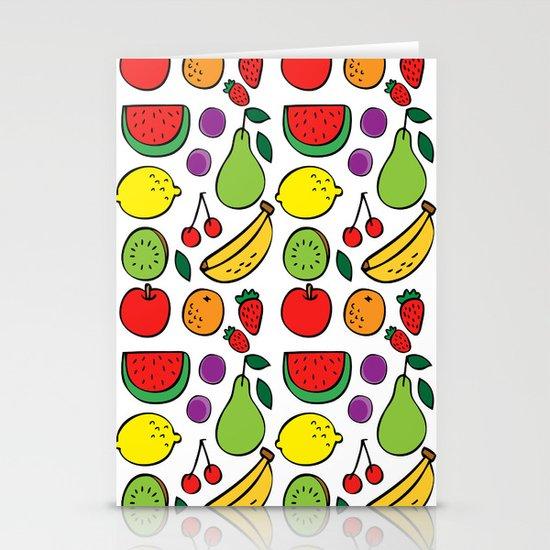 Fruit Paradise Stationery Cards