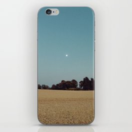 The Moon and the Church iPhone Skin