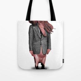 Nice Jacket Tote Bag