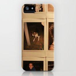 Memoir iPhone Case