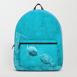 trilogy of fortune Backpack