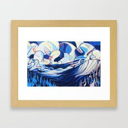 Baldface Lodge :: Trevors Framed Art Print