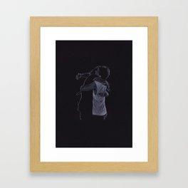 The Larry Hug Framed Art Print