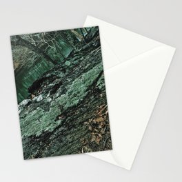 Forest Textures Stationery Cards