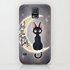 I Love You To The Moon & Back Galaxy S5 Slim Case