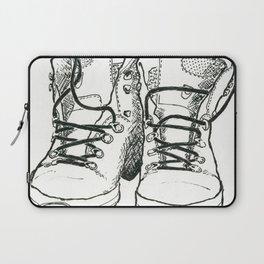 Walking Boots Laptop Sleeve