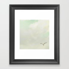 Don't You Be No Fool Framed Art Print