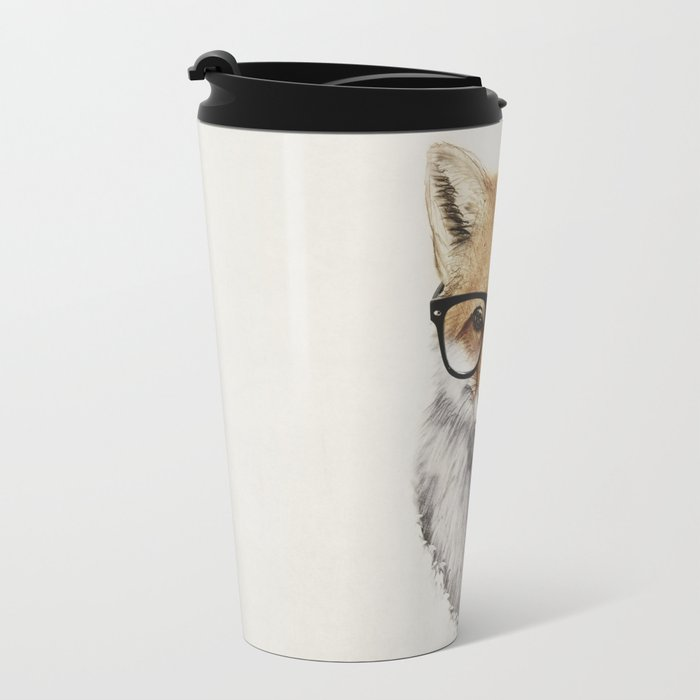 Mr. Fox Travel Mug