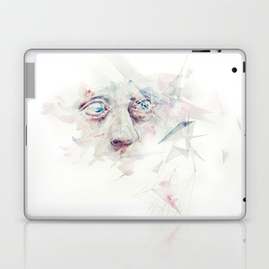 living in delay Laptop & iPad Skin