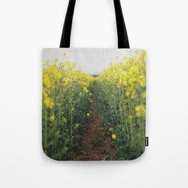 Secret Path Tote Bag