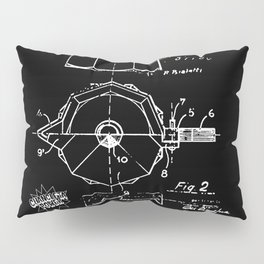 Cafetera Xrays Part 2 Pillow Sham