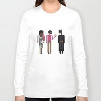 treat yo self Long Sleeve T-shirts featuring Treat Yo Self by LOVEMI DESIGN