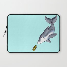 Hello, Fishy! Laptop Sleeve