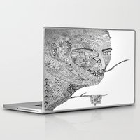 salvador dali Laptop & iPad Skins featuring Salvador Dali by Ina Spasova puzzle