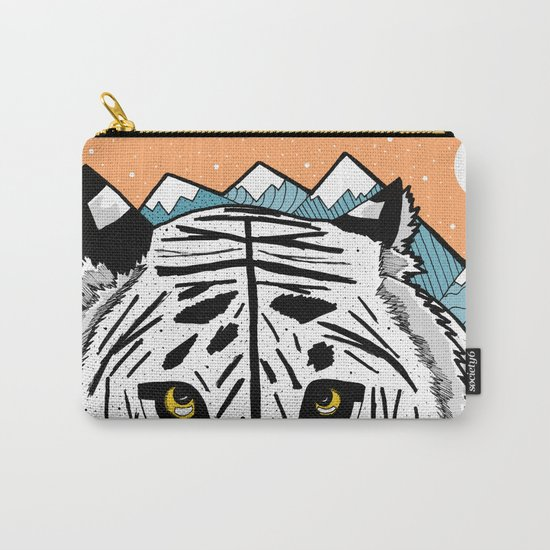 The White Tiger Carry-All Pouch