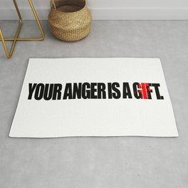 Anger Rug