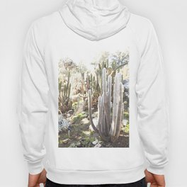 Silver Torch Cactus Hoody