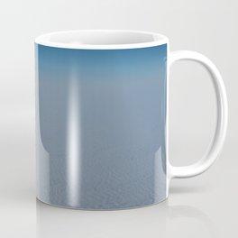Flying high above the clouds Coffee Mug