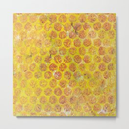 Abstract No. 84 Metal Print
