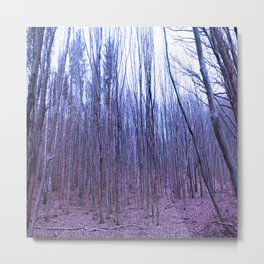 Trees of Olympus Metal Print