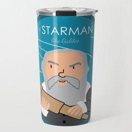 A Starman like Galileo Travel Mug