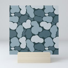 Camouflage 1 - pattern Mini Art Print