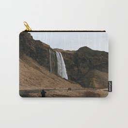 Waterfall IV / Iceland Carry-All Pouch