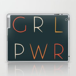 GRL POWER Laptop & iPad Skin