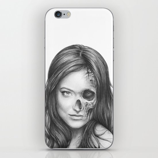 Thirteen Olivia Wilde iPhone & iPod Skin