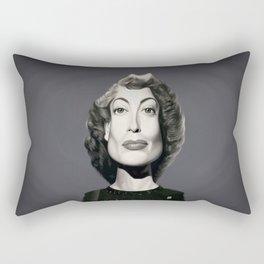 Joan Crawford Rectangular Pillow