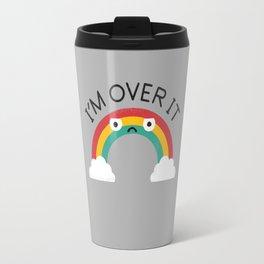 Above Bored Travel Mug