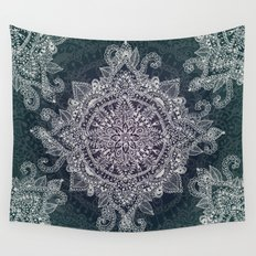 Mandala Magic  Wall Tapestry