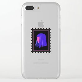 Bladerunner 2049 Joi Clear iPhone Case