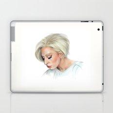 Lady Blond Laptop & iPad Skin