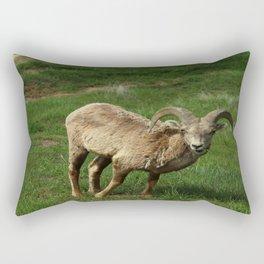 Bighorn Sheep Rectangular Pillow