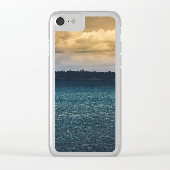 I Gave You Everything Clear iPhone Case