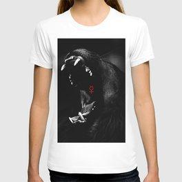 Roaring Animal Mouth T-shirt