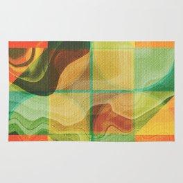 Abstract artwork Rug
