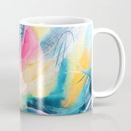 oil abstractXVII Coffee Mug