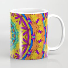Colorful Geometry Coffee Mug