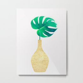 Tropical plants XIII Metal Print