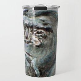 Ishmael, the Gorilla Travel Mug