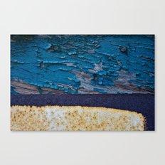 Blue Spirit Canvas Print