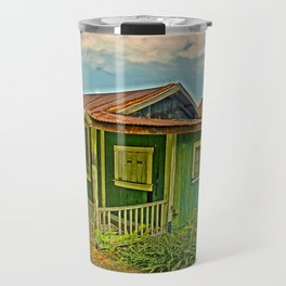 1920 Home--closed up now Travel Mug