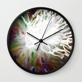 LeoFish Wall Clock