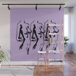 3bodies Wall Mural